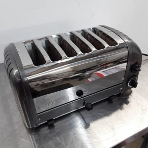 Used Dualit D6BMHA 6 Slot Toaster For Sale