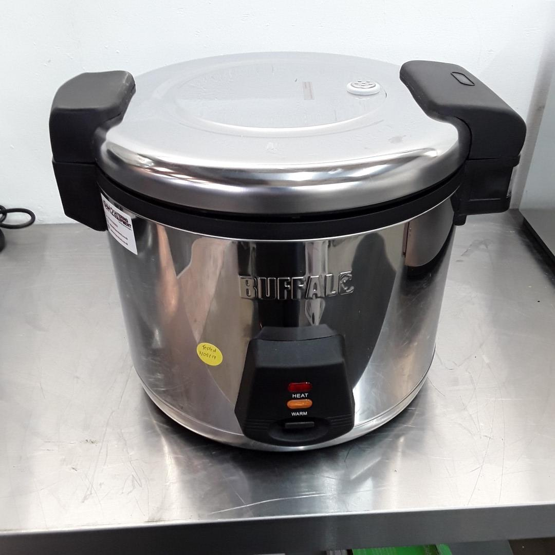 Ex Demo Buffalo J300 Rice Cooker 6L For Sale