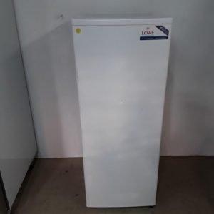Used Fridgemaster MTL55249 White Upright Fridge For Sale