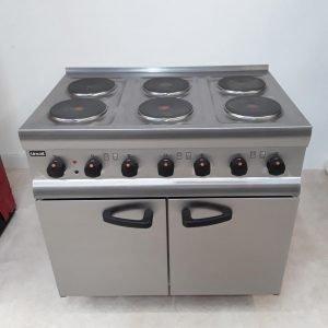 New B Grade Lincat ESLR9C 6 Hob Range Cooker For Sale