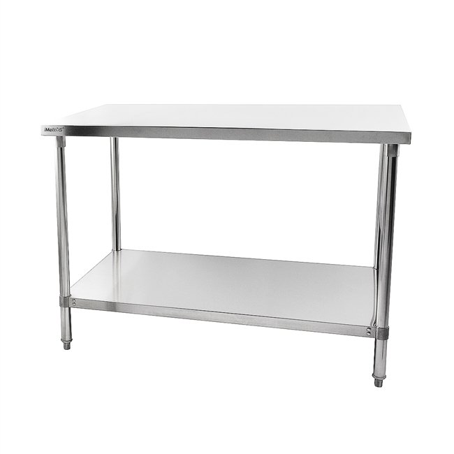 New Imettos 301015 Stainless Steel Table For Sale