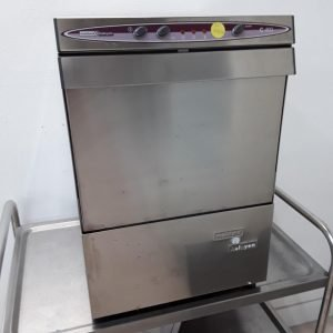 Used Maidaid Halcyon C400 Glasswasher 400mm Gravity For Sale