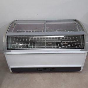 Used Novum 506SC Display Chest Freezer For Sale