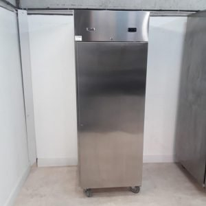 Used Electrolux RS06F41FS Stainless Steel Upright Single Freezer For Sale