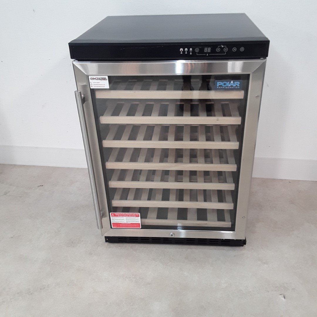 New B Grade Polar CM359 Wine Fridge For Sale
