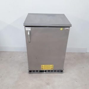 Used Gamko MXF38110 Stainless Steel Under Counter Freezer For Sale