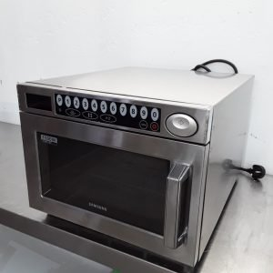 Ex Demo Samsung CM1529 Microwave 1500W Programmable For Sale