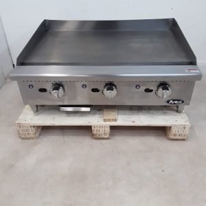 New B Grade Atosa ATMG-36 Flat Griddle For Sale