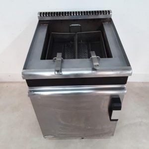 Used Moorwood Vulcan  Double Freestanding Fryer For Sale