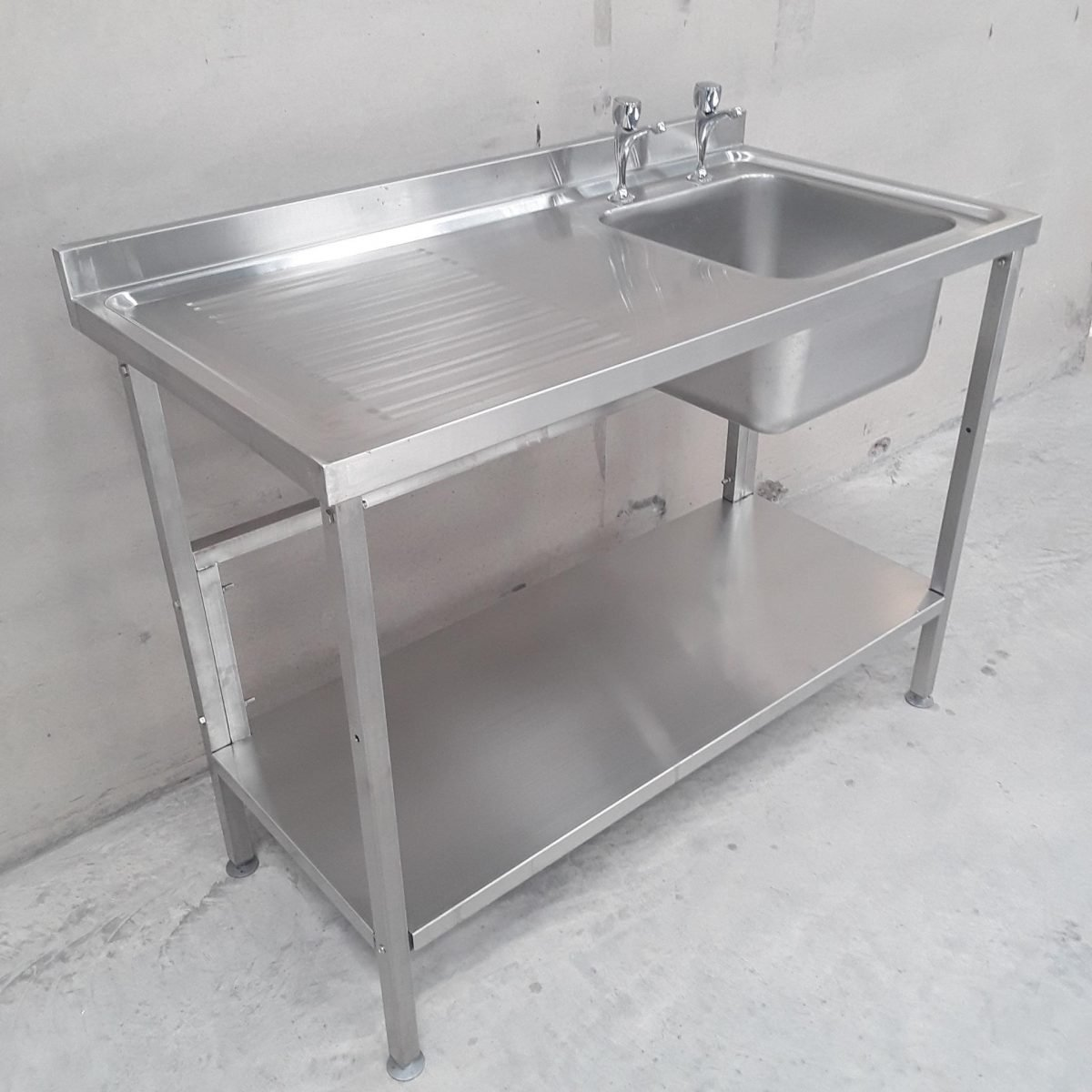 Brand New   Stainless Steel Single Bowl Sink For Sale