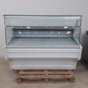 Used Zoin HL15B Chilled Display Serve Over For Sale