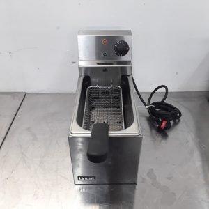 Ex Demo Lincat J526 Single Table Top Fryer 5L For Sale