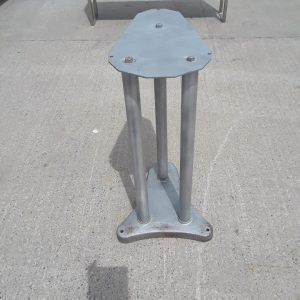 Used   Potato Peeler Stand For Sale