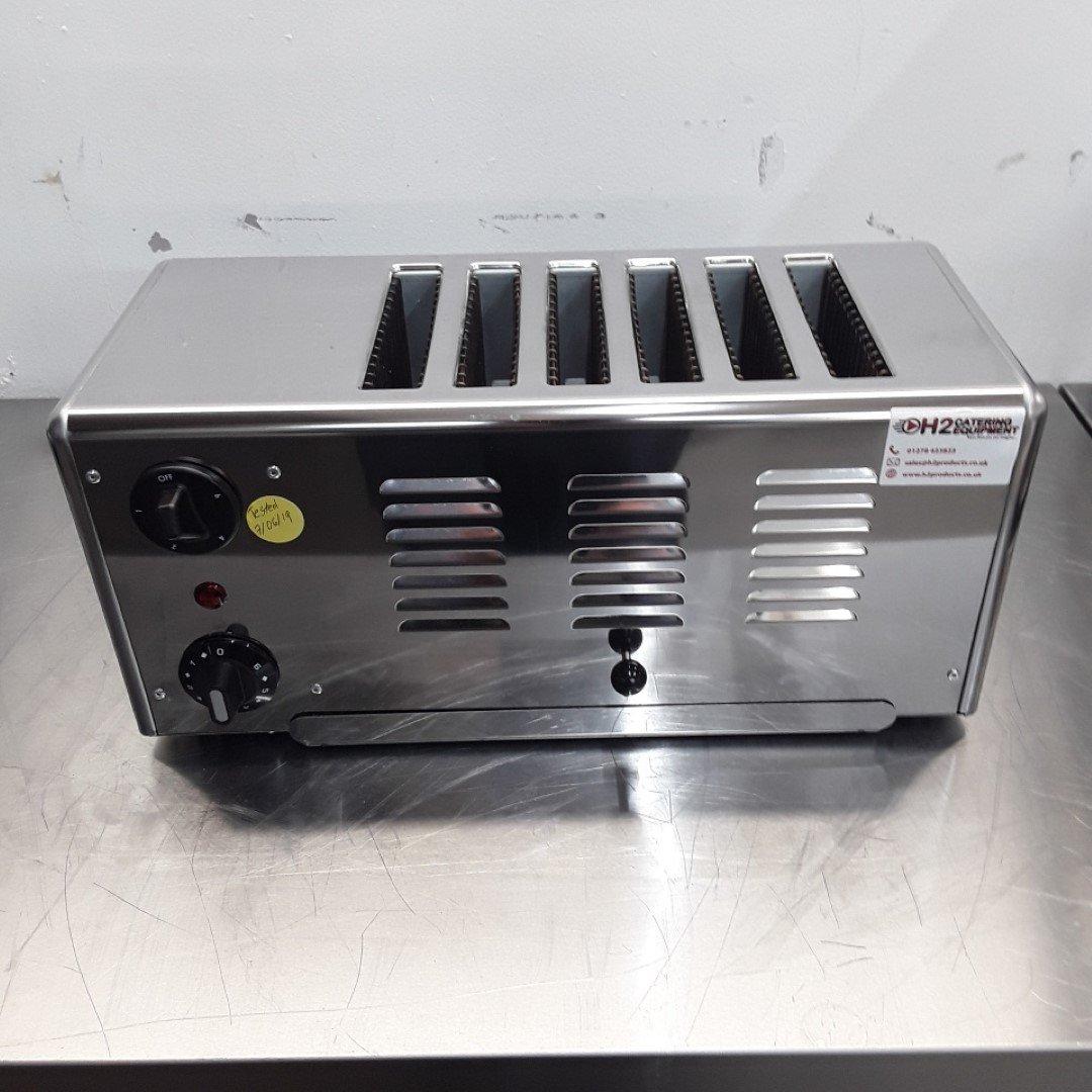 Used Rowlett 6ATS-151 6 Slot Toaster For Sale