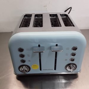 Ex Demo Morphy Richards CS800 4 Slot Toaster For Sale