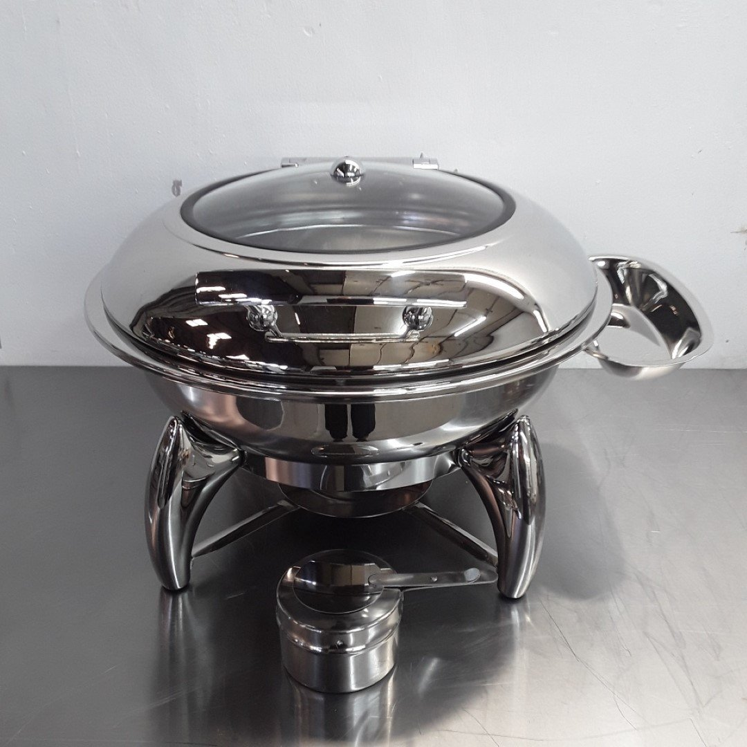 Brand New Atosa  Round Chafer For Sale