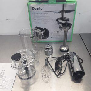 Ex Demo Dualit DP929 Stick Blender Whisk Processor For Sale