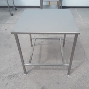 New B Grade   Stainless Steel Table For Sale