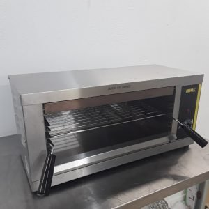 Used Buffalo GF452 Salamander Grill For Sale