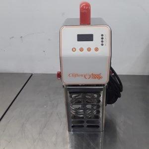 Ex Demo Clifton Food Range DK955 Portable Sous Vide For Sale