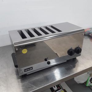Used Lincat LT6X 6 Slot Toaster For Sale