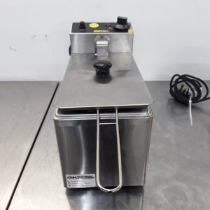 Used Buffalo L370 Single Table Top Fryer 3L For Sale