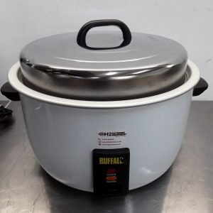 Used Buffalo CB944 Rice Cooker 10 L For Sale