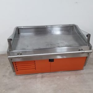 Used   Chilled Fish Display For Sale