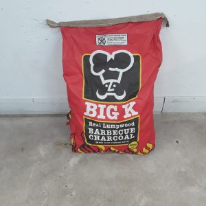 New Big K  Charcoal 5 x 10kg For Sale