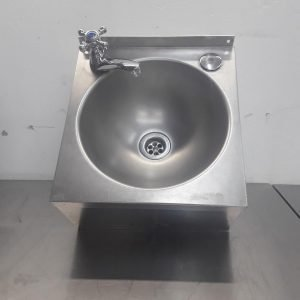 Used   Stainless Steel Hand Sink For Sale