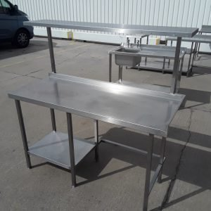 Used   Stainless Steel Table Gantry For Sale