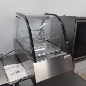 New B Grade Infernus  Heated Display Chicken Warmer For Sale