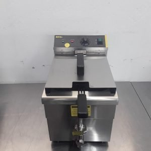 Ex Demo Buffalo CP793 Single Induction Fryer 7.5L For Sale
