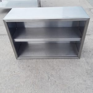 New B Grade Corsair  Stainless 2 Tier Trolley For Sale