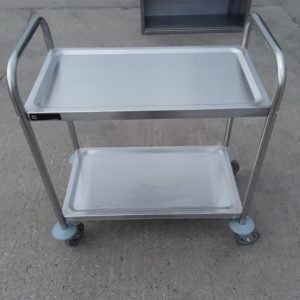 Used   Stainless Wall Cabinet For Sale