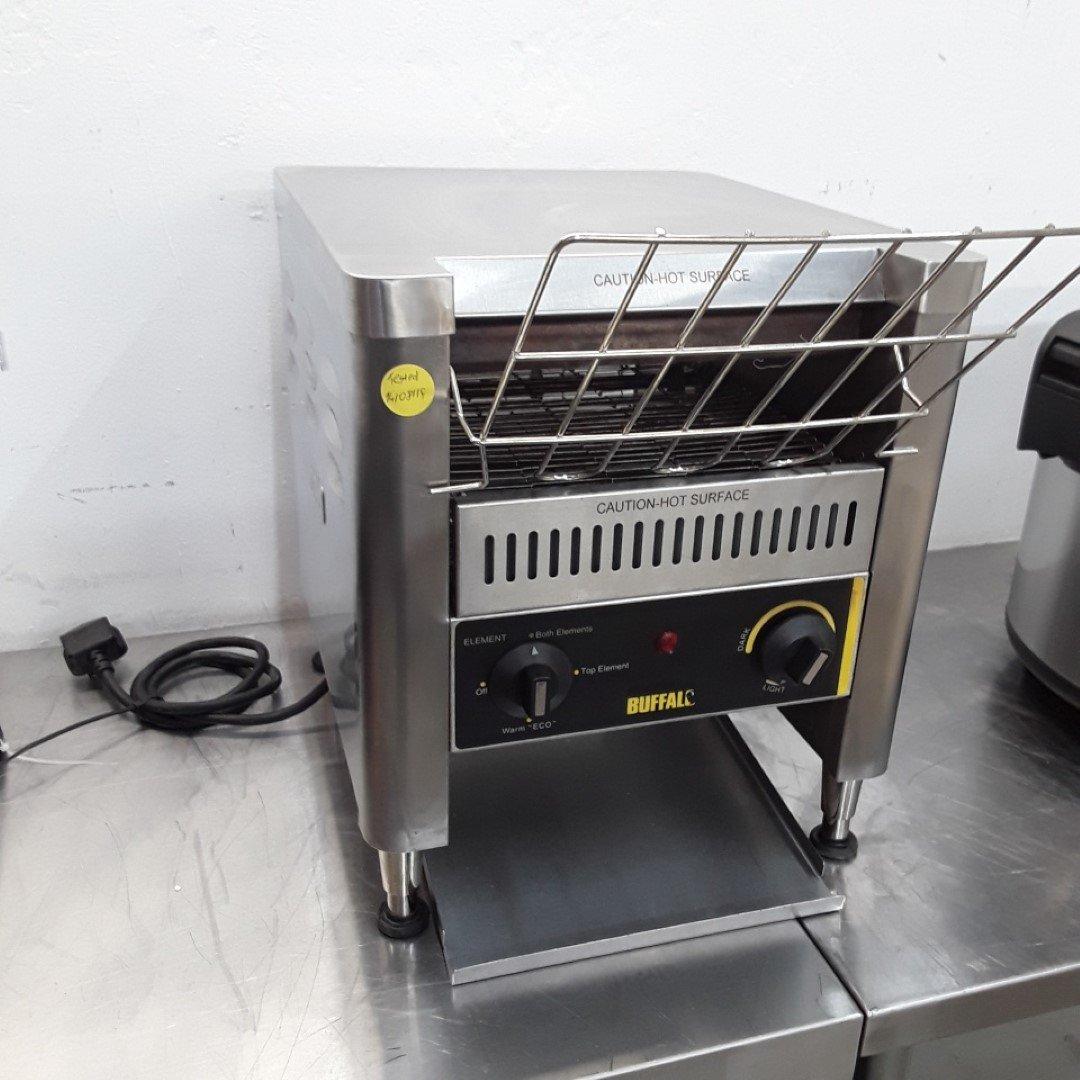 Used Buffalo GF269 Conveyor Toaster For Sale