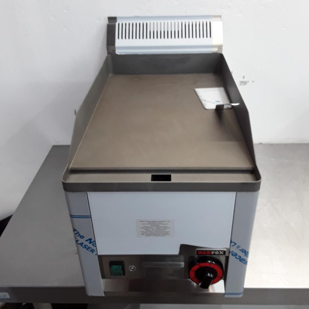 New B Grade Red Fox FTH-30 EL Flat Griddle For Sale