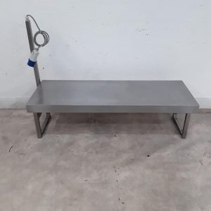 Used   Stainless Steel Gantry Shelf For Sale