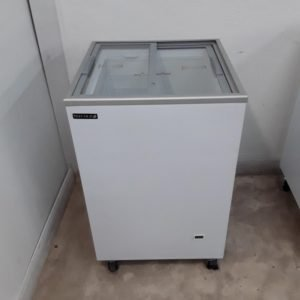 New B Grade Tefcold ICB100SC Ice Cream Display Freezer For Sale