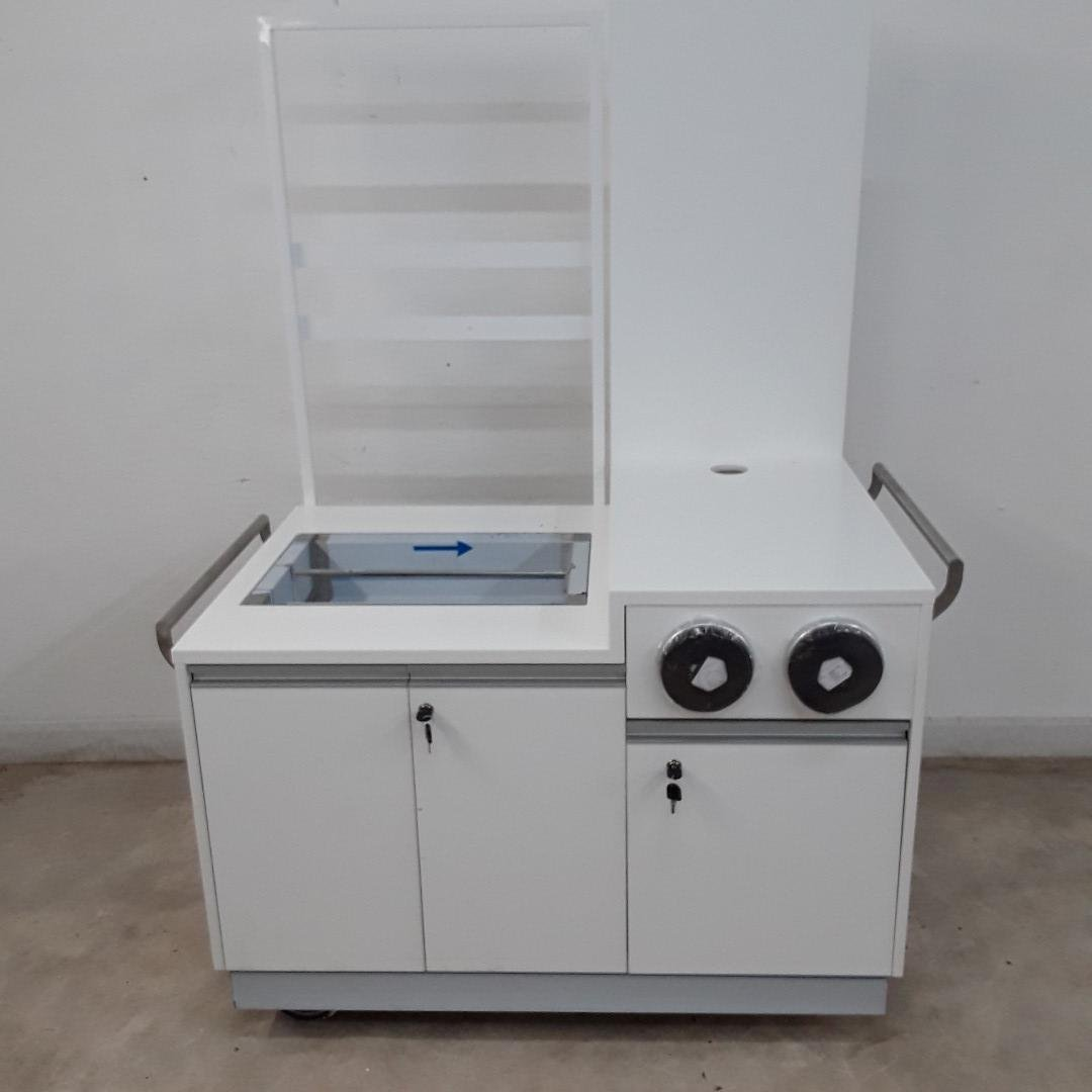 New B Grade   Chilled Display Counter For Sale