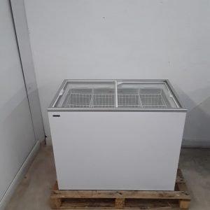 New B Grade Derby EK36ST Ice Cream Display Freezer For Sale