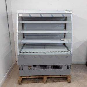 New B Grade Interlevin Evo1200 Multideck Display Chiller For Sale