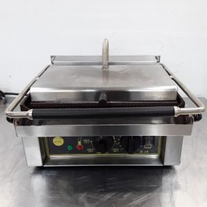 Used Roller Grill  Single Contact Panini Grill For Sale