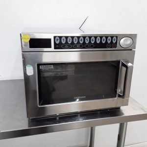Used Samsung CM1529 Microwave Programmable 1500W For Sale