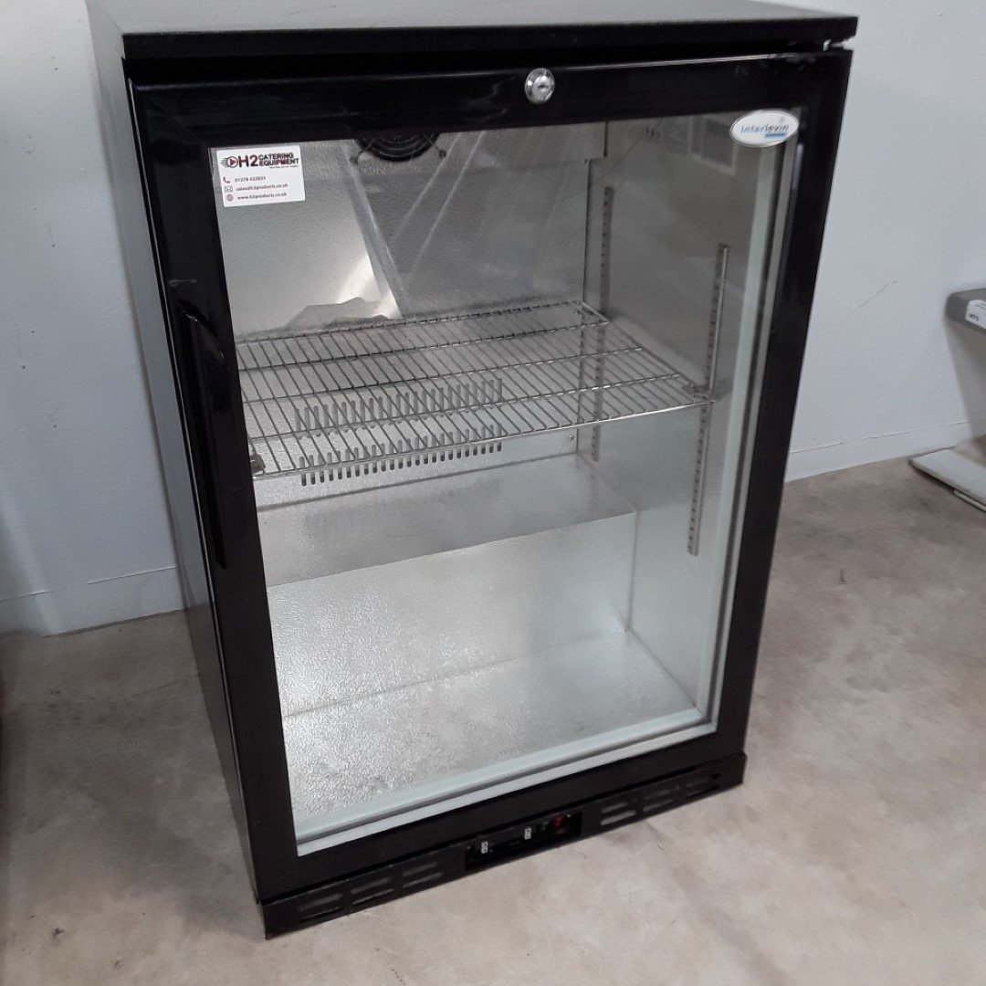 Used Interlevin PD10H Single Bottle Fridge For Sale