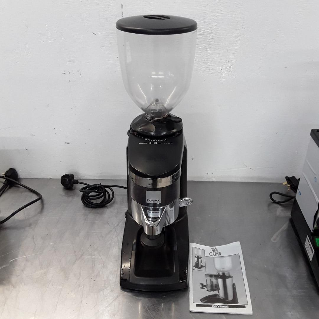 Used Compak  Coffee Grinder For Sale