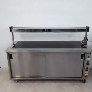Used Moffat HT/GH Hot Cupboard Trolley For Sale