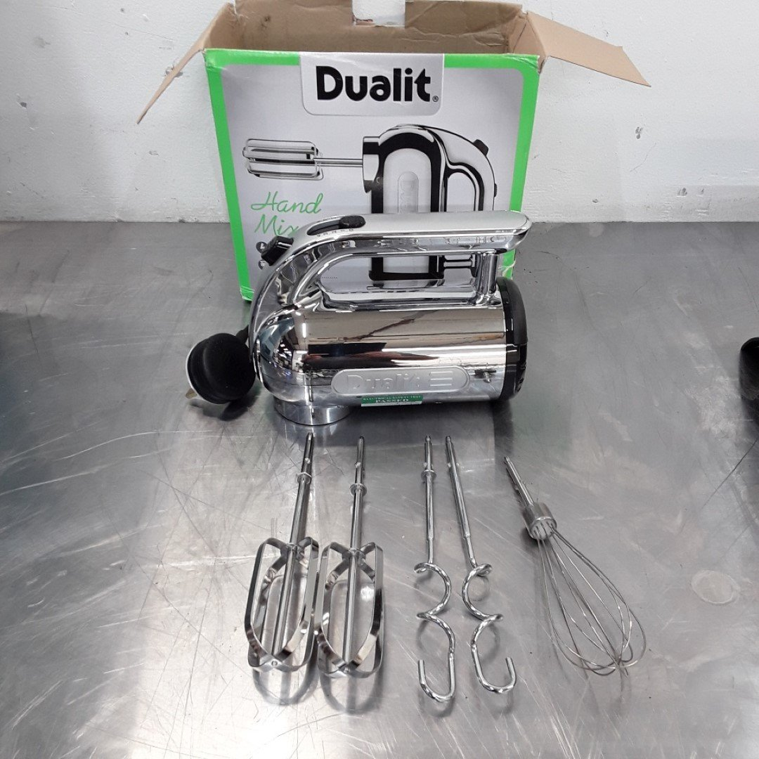 Ex Demo Dualit CC810 Hand Mixer For Sale
