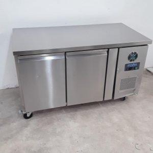 New B Grade Polar G599 2 Door Bench Freezer For Sale