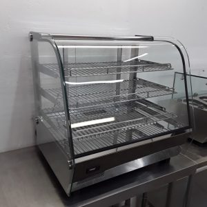 Used   Heated Display Pie Warmer For Sale